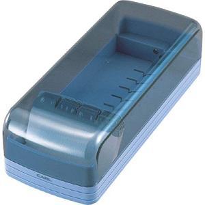 カール事務器 名刺整理箱 800枚 ブルー No.870E-B