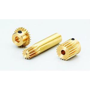 協育歯車工業(KG Gear) 平歯車(モジュール=0.5) S50B14K-1008