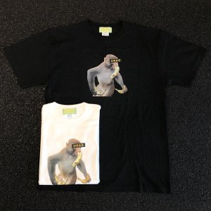 Tシャツ おしゃれ 悪 メンズ  レディース 猿 URAS|uras