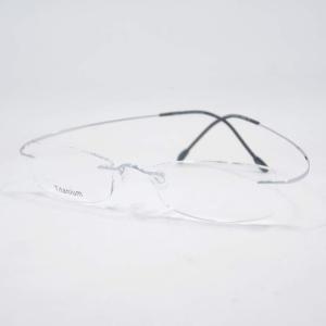 イェローロック(Yellowrock)チタン リムレス フチ無し 光学フレーム 眼鏡フレーム 眼鏡枠...