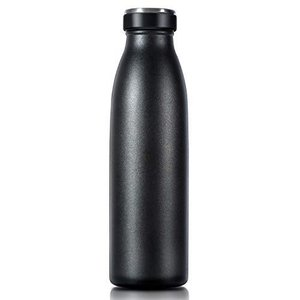 Love-KANKEI 水筒 マグボトル ステンレスボトル 真空断熱 保熱保冷 牛乳瓶 直飲み 50...