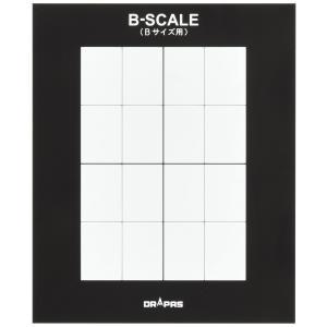 ドラパス B-SCALE Bスケール デッサン用 B列用紙判 54012