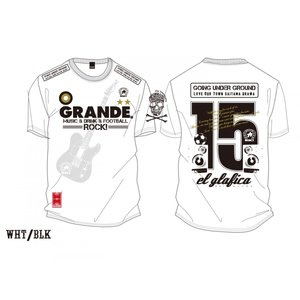 GOING UNDER GROUND × 力 × GRANDE Triple Collaboration T-Shirt|urawa-football|03