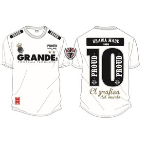 GRANDE×PROUD コラボレーションTシャツ<予約> urawa-football