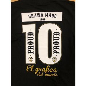 GRANDE×PROUD コラボレーションTシャツ<予約> urawa-football 03