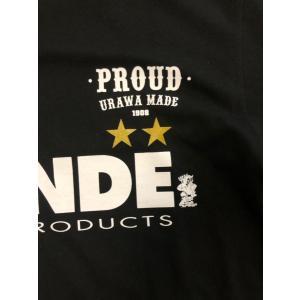GRANDE×PROUD コラボレーションTシャツ<予約> urawa-football 05