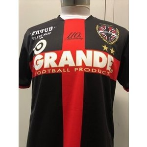 GRANDE×PROUD -URAWA MADE- 埼玉サッカー110th記念オーセンティックユニフォーム|urawa-football|02
