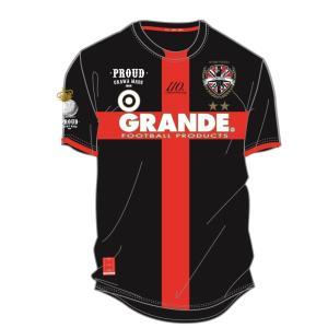 GRANDE×PROUD -URAWA MADE- 埼玉サッカー110th記念オーセンティックユニフォーム|urawa-football|08