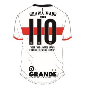 GRANDE×PROUD -URAWA MADE- 埼玉サッカー110th記念オーセンティックユニフォーム|urawa-football|11