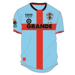 GRANDE×PROUD -URAWA MADE- 埼玉サッカー110th記念オーセンティックユニフォーム|urawa-football|12