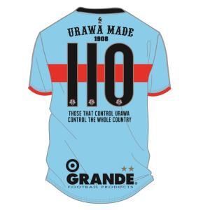 GRANDE×PROUD -URAWA MADE- 埼玉サッカー110th記念オーセンティックユニフォーム|urawa-football|13