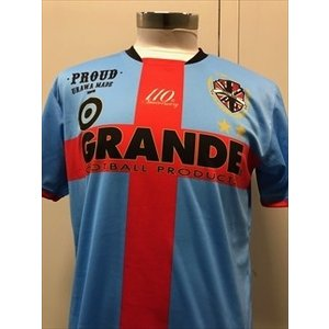 GRANDE×PROUD -URAWA MADE- 埼玉サッカー110th記念オーセンティックユニフォーム|urawa-football|06