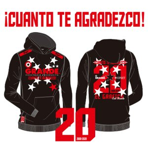 GRANDE 20TH ANNIVERSARY HEAVY PARKA 'XX'<予約>|urawa-football