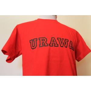 URAWA Tシャツ<赤>|urawa-football|02