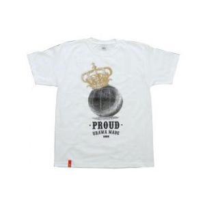 FOOTBALL CROWN Tシャツ<ホワイト>|urawa-football