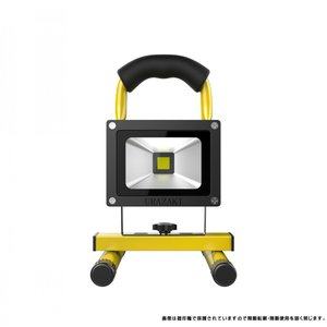 地震台風停電対策グッズ 作業灯 集魚灯 ワークライト 充電式LED投光器 電池式バッテリー内蔵非常用