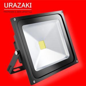 LED採用の省エネ投光器ライトです。 約20Wと省電力で、従来の300W相当の明るさです。 IP65...