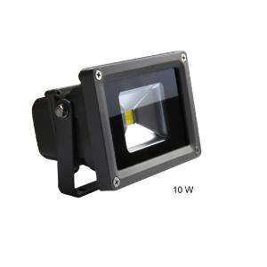 LED投光器10w 電球色 作業灯 ワークライト 照明 屋外防水防雨型DIY自作最適簡単取り付け