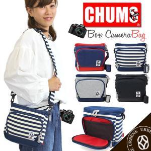 CHUMS チャムス よりボックスカメラバッグスウェットナイロンが入荷致しました。 ソフトなスウェッ...