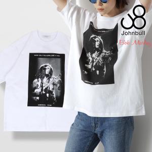 ジョンブル メンズ Johnbull クルーネック パイル ロングスリーブティーシャツ Tシャツ 無...