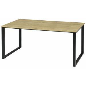 頑丈!! 会議テーブル W1600×D900×H720 ロの字脚 ミーティングテーブル 会議用テーブル オフィス家具|ureshii-office
