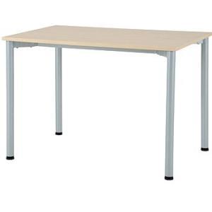 ミーティングテーブル 幅1000×奥行700mm×高700mm UO-F232 オフィステーブル オフィス家具|ureshii-office