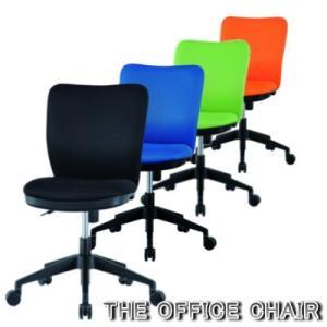 ミドルバック オフィスチェア  4色展開 UO-F41 OAチェア PCチェア 事務椅子 事務用チェア オフィス家具|ureshii-office
