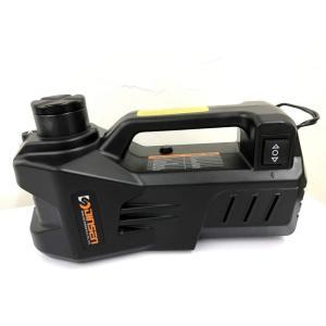 【Precious】油圧式 電動ジャッキ セダン SUV タイヤ交換用 車専用カージャッキ シガーソケット対応 整備 オイル交換 DIY・工具 LEDライト付 耐荷重|ureteq