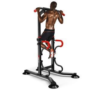 TOP FILM ぶら下がり健康器 懸垂マシン チンニングスタンド 2019改良強化版 多機能 筋力 筋肉トレーニトレング器具 耐荷重180kg|ureteq