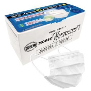 日本製 マスク モースダブルプロテクション 5枚入 大人サイズ エースインターナショナルジャパン