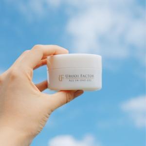 オールインワンジェル EGF プラセンタ配合 UFジェル 100g|uruoi-factor
