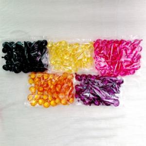 エリプス ヘアビタミン ピンク Ellips Hair Vitamin Hair Treatment ダメージヘア用 詰替え用50粒入り ボトルなし