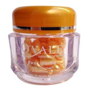 オーバル エッセンシャル ビタミン Ovale Essential vitamin Face Rejuvenation 若返り用 フェイス専用ビタミン剤|uruoiya