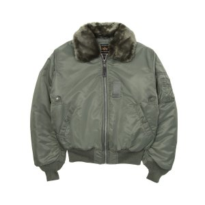 ALPHA INDUSTRIES B-15 Flight Jacket MJB23010C1  ※こ...
