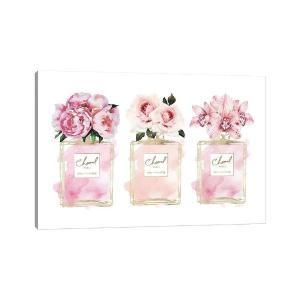 30x20cm Perfume Trio In Champagne & Blush シャネル CHA...