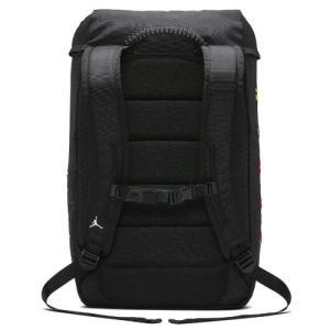 nike ナイキ エア・ジョーダン Air Jordan Rivals バックパック(Black) リュックサック|us-kidswear|04