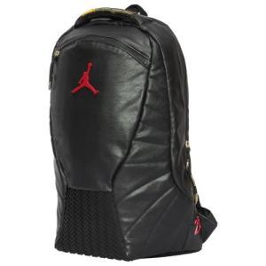 nike ナイキ エア・ジョーダンJORDAN RETRO 12 バックパック (約32L) Backpack レトロ 12リュックサック us-kidswear