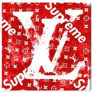 Oliver Gal オリバーガル 約41x41cm Red Tag Urban Supreme シ...