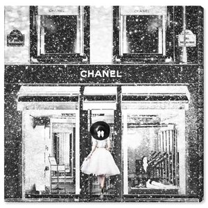 送料無料 Oliver Gal オリバーガル 約41x41cm Queen Of The Store...