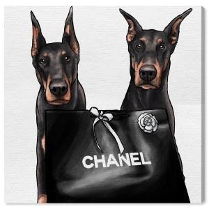 送料無料 Oliver Gal オリバーガル 約41x41cm Friendly Glam Duo ...