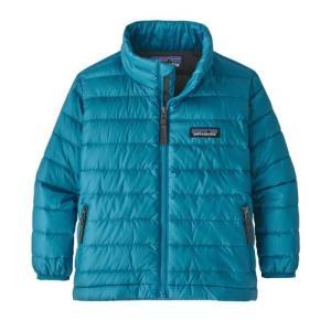 Patagonia パタゴニア 3ヵ月-5歳用 男の子用Down Sweaterダウンジャケット 防...