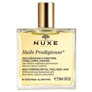 【商品説明】 1本で顔・体・髪を保湿する植物オイル配合のマルチユースオイルです。 50mLは持ち運び...