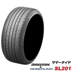 225/55R17 101V XL セイバーリング SL201 ブリヂストン 工場生産 SEIBER...