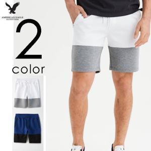 アメリカンイーグル メンズ ジョガーパンツ ショートパンツ|us-style
