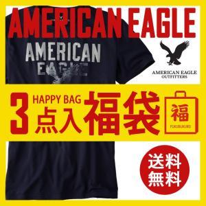 アメリカンイーグル メンズ 福袋 3点 American E...