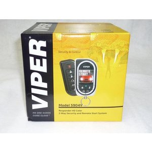●訳あり処分●新品(税込)       Viper5904V (2way リモコンなし)の販売です。...