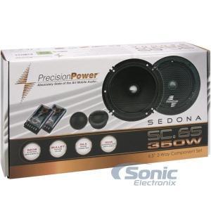 SC.65 16.5cm Max.350W Precision Power (PPI) プレシジョンパワー|usa-audio|06