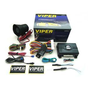 純正キーレス付き車両のみにセキュリティーViper330Vです。  機能: 2段階ショックセンサ...
