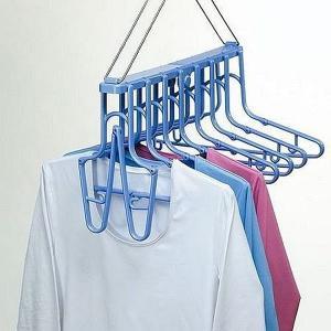 物干しハンガー コンパクト 折畳み 折り畳み ハンガー たためる|usagi-shop