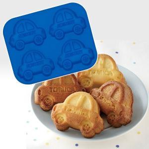 シリコンケーキ型 マドレーヌ トミカ 製菓道具 お菓子作り ケーキ型 マドレーヌ型|usagi-shop
